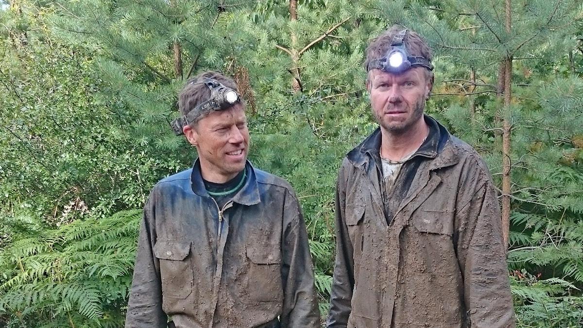 Grottforskare