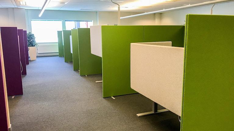 Telefonrum Försäkringskassan Visby
