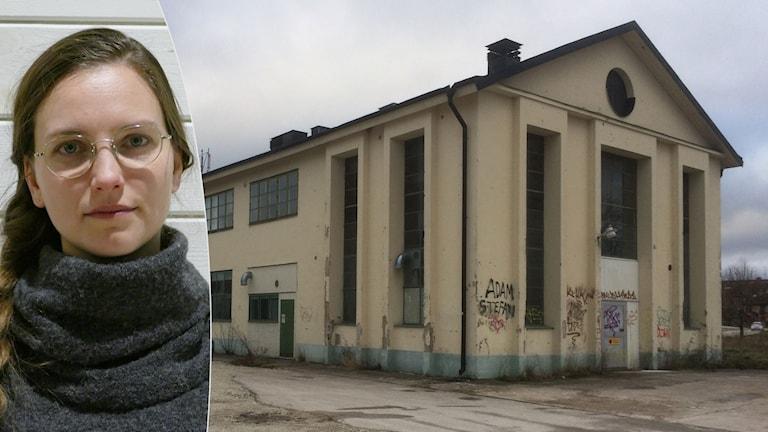 Saga Carlgren och fd scen- och filmgymnasiet