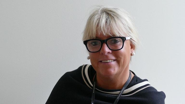 Marie Härlin Ohlander.