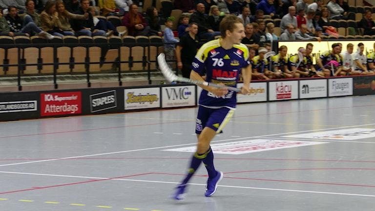 Markus Jovic Visby IBK