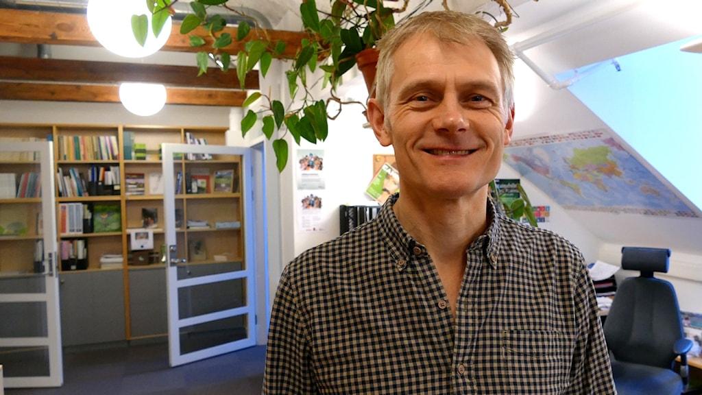 professor i energi och klimatförändringar vid University of Manchester