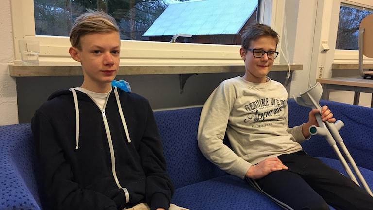 Movitz Staflin & Viktor Karlsson