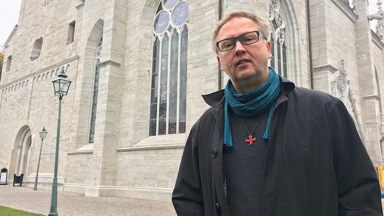 Domprost Mats Hermansson, Visby stift
