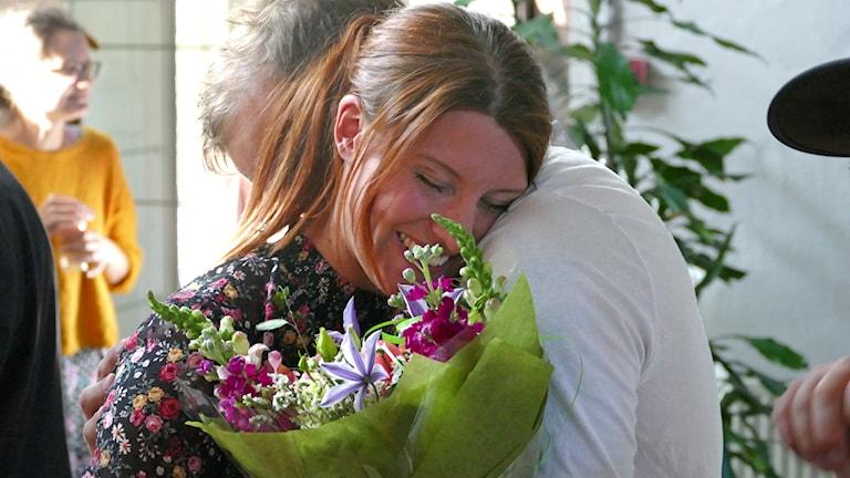 Ewelina Westin vann P4 Nästa på Gotland 2018