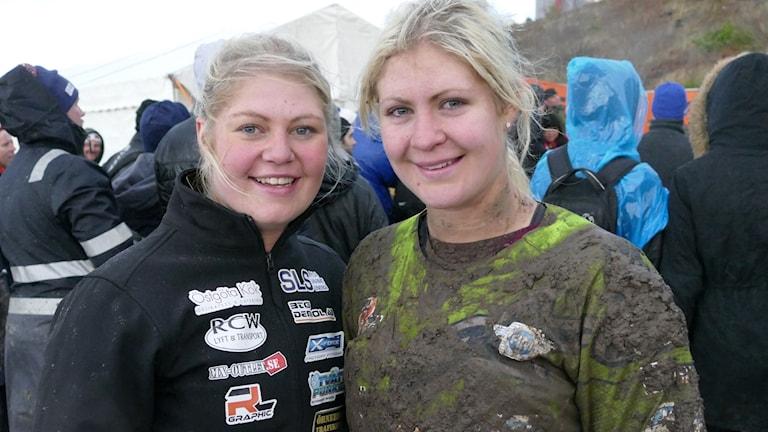 Martina Reimander och Emilia Reimander, GGN 2017.