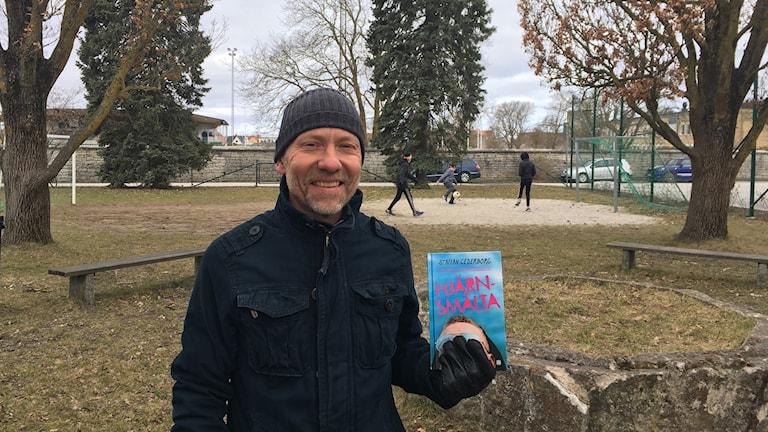 Författaren Staffan Cederborg