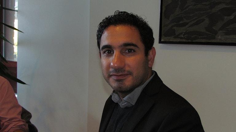 Ardalan Shekarabi.