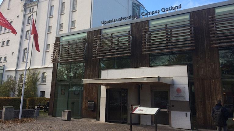Uppsala universitet Campus Gotland