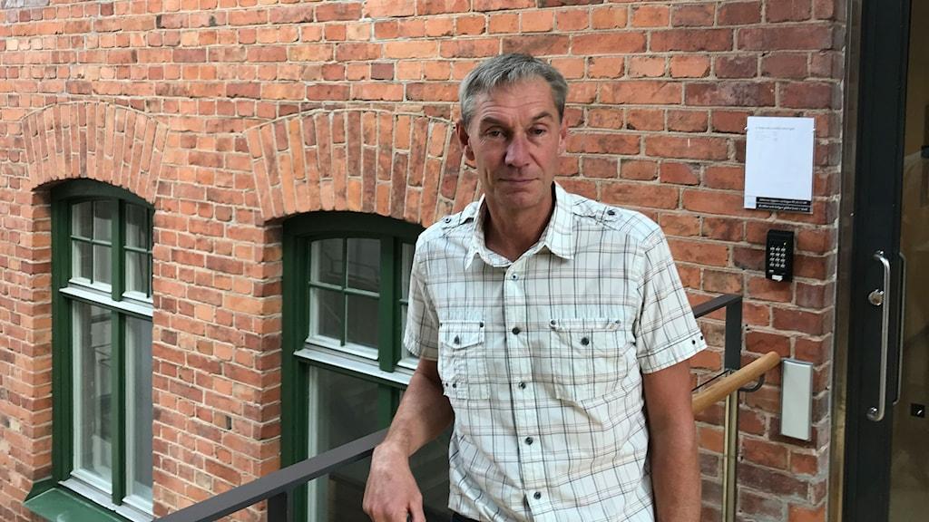 Stefan Nypelius (C), ordförande barn- och utbildningsnämnden.