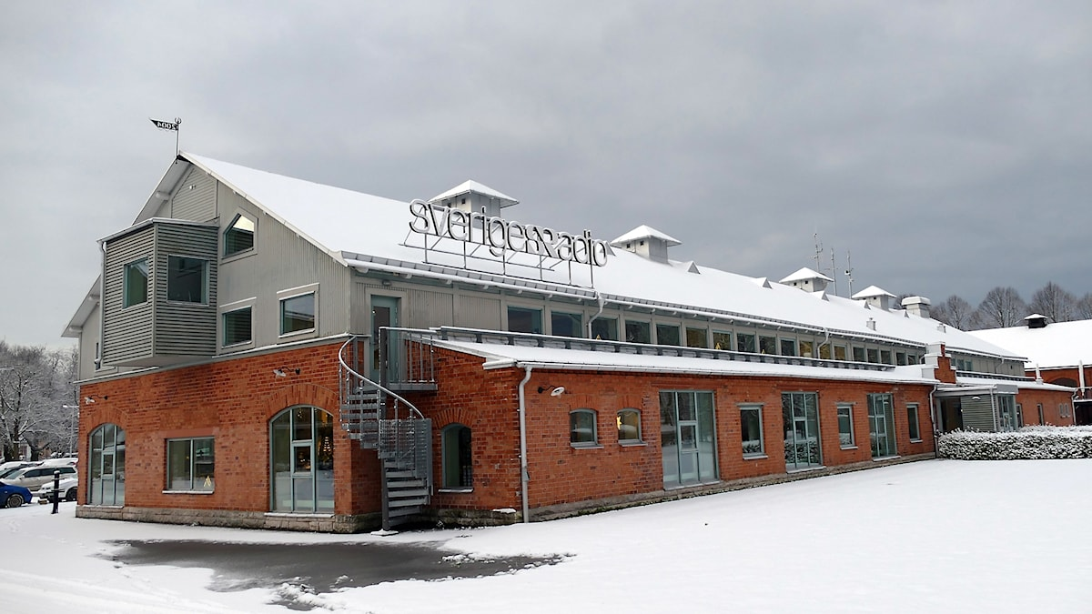 Radiohuset i Visby