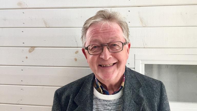 Bengt Grandelius, barnpsykolog