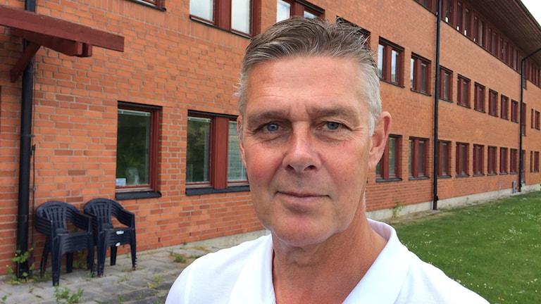 Peter Molin. Foto: Daniel Värjö/Sveriges Radio