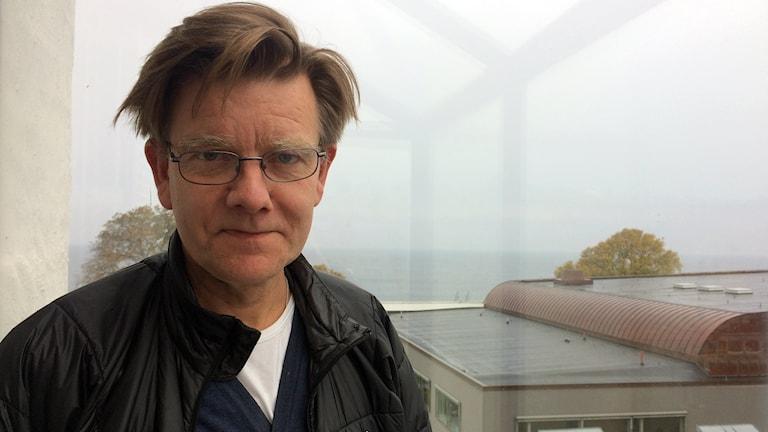 Olle Jansson rektorsråd Uppsala Universitet Campus Gotland