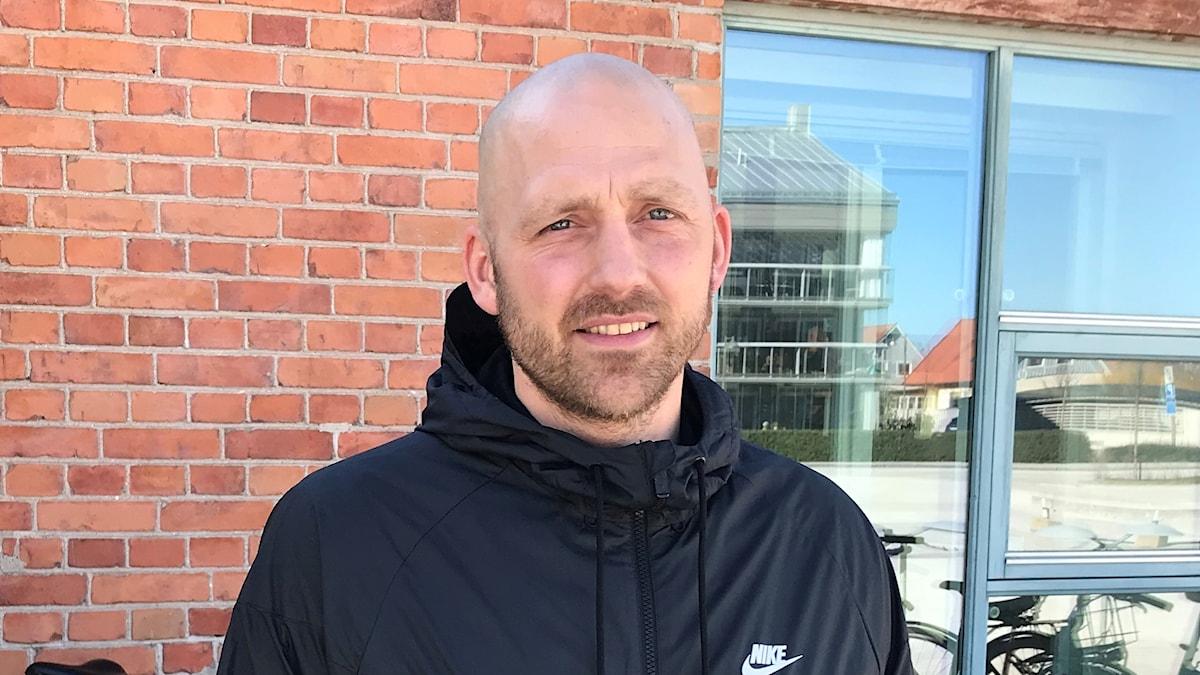Daniel Backeus, tränare P18