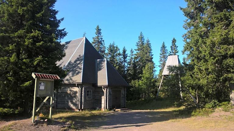 fjällkyrkan, Gammelsätern