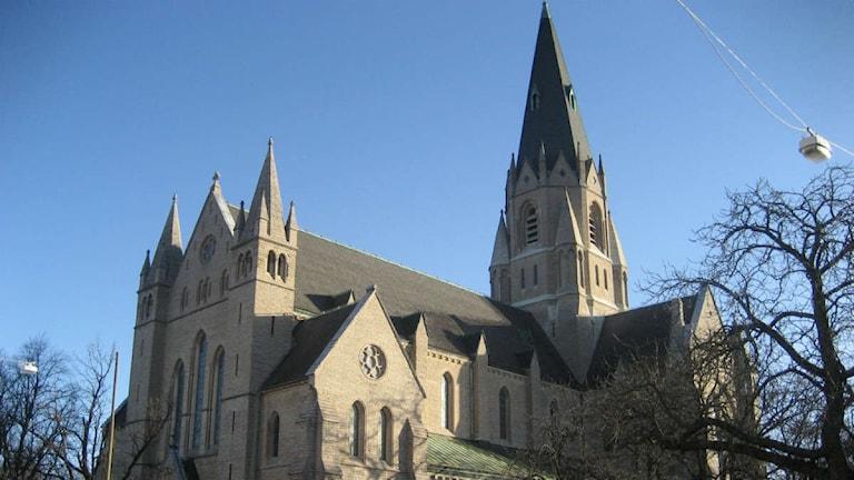 Olaus Petri kyrka. Foto Agneta Larsson