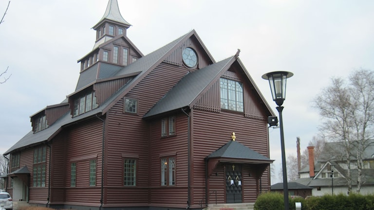 Huskvarna kyrka.