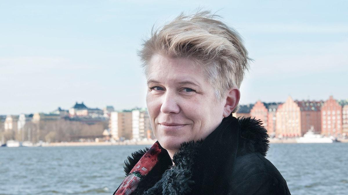 Camilla Lif. Foto: Siri Ambjörnsson.