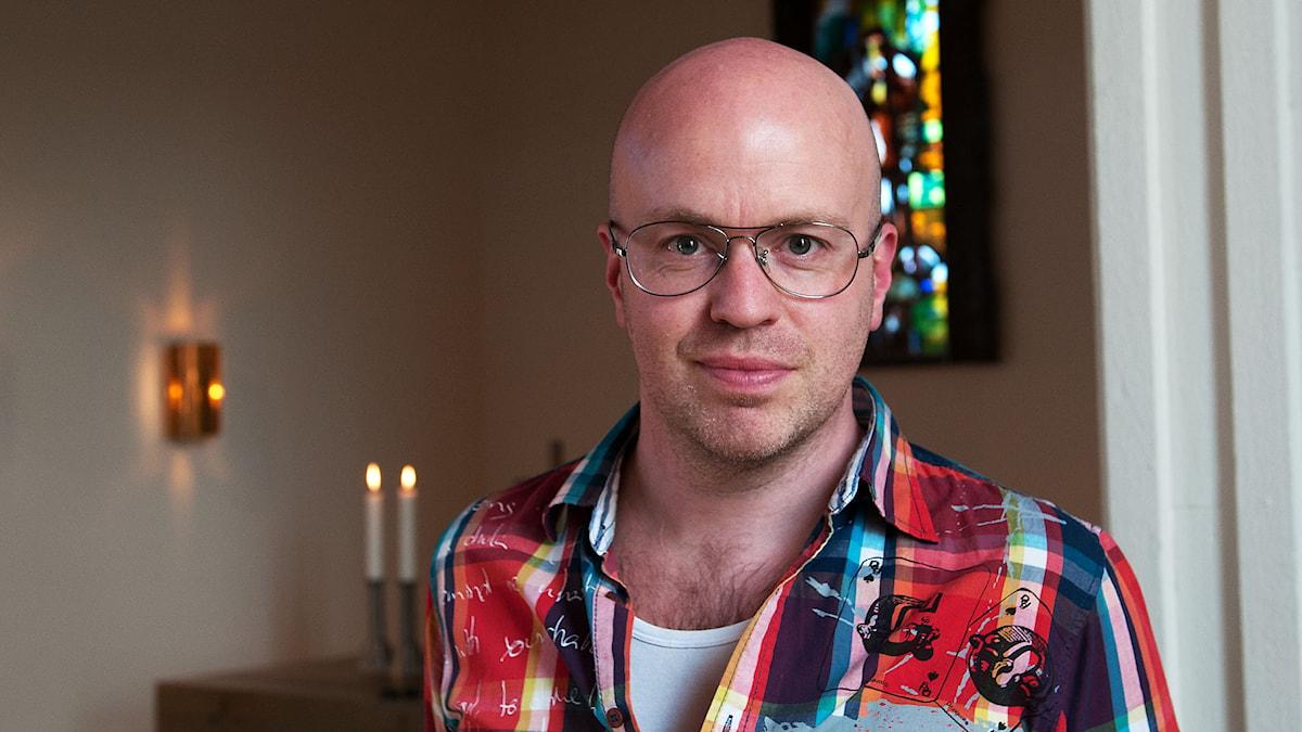 Carl-Henric Jaktlund. Foto: Lennart Nilsson/Sveriges Radio.