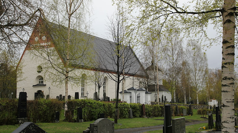 Backens kyrka.