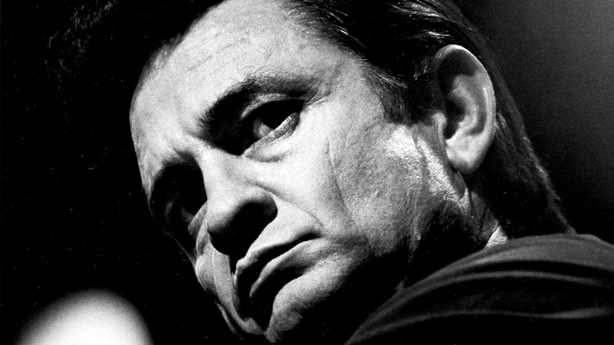 Johnny Cash, år 1969. Foto: AP/TT.