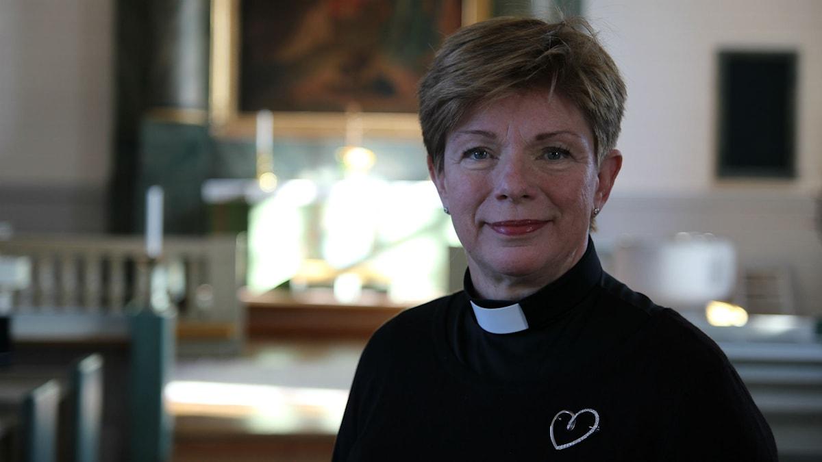 Marie-Louise Marsjögård. Foto: Helena Andersson.