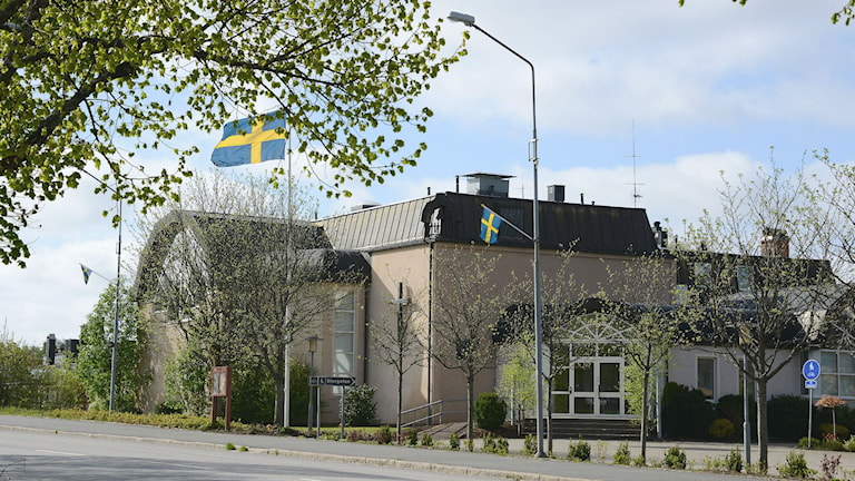 Gnosjö Missionskyrka. Foto: Thomas Svenningsson.