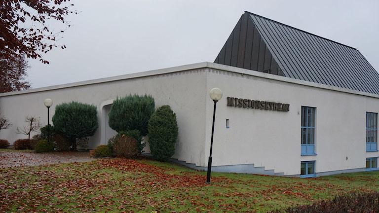 Smålandsstenar Missionskyrka. Foto: Jenny Henningsson.