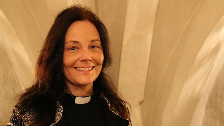 Magdalena Ljunggren. Foto: Helena Andersson.