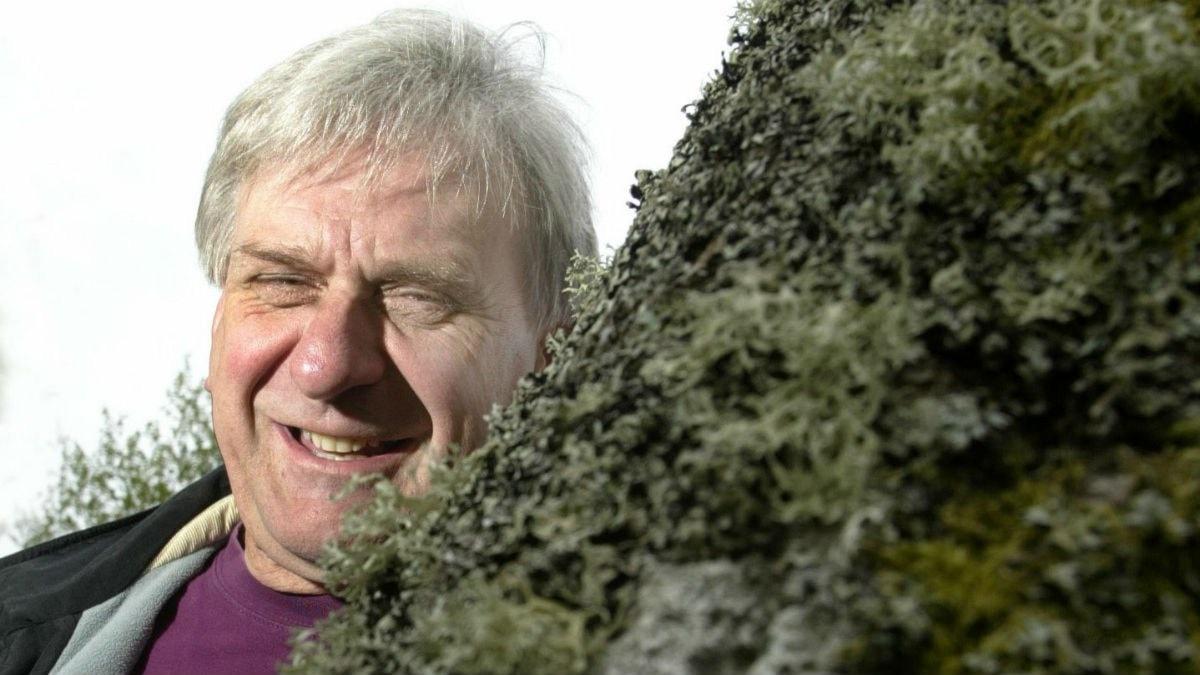 Stefan Edman, författare, föreläsare och miljödebattör. Foto: Roger Lundsten/TT.
