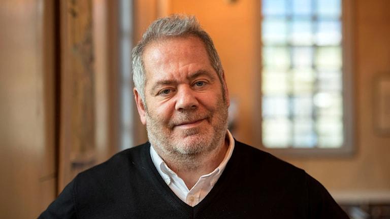Professorn och författaren Stefan Einhorn.