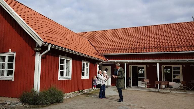 Öjersjö kyrka.