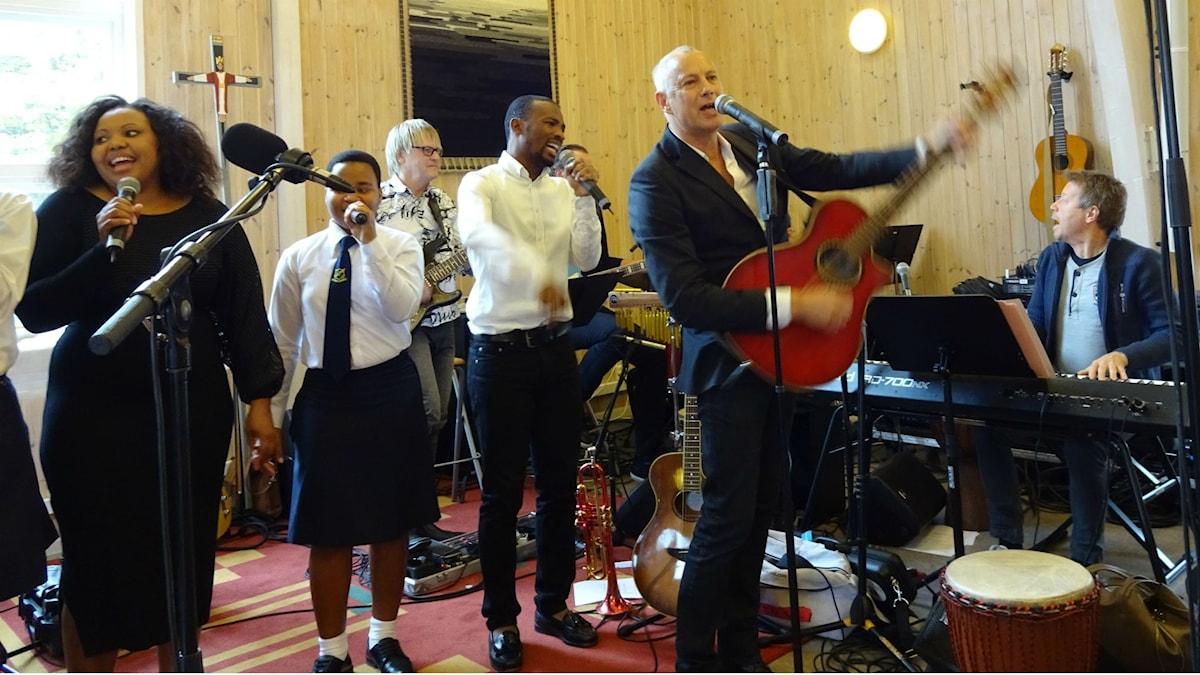 Star Choir och Ken Wennerholm