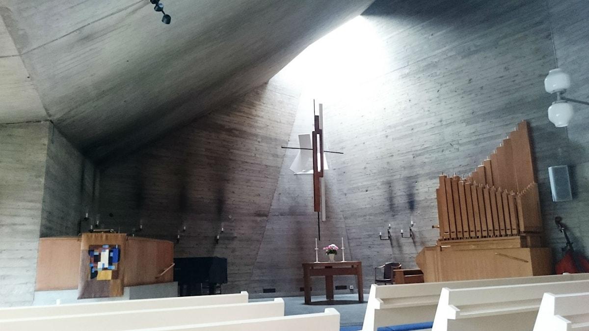 Västerortskyrkan.