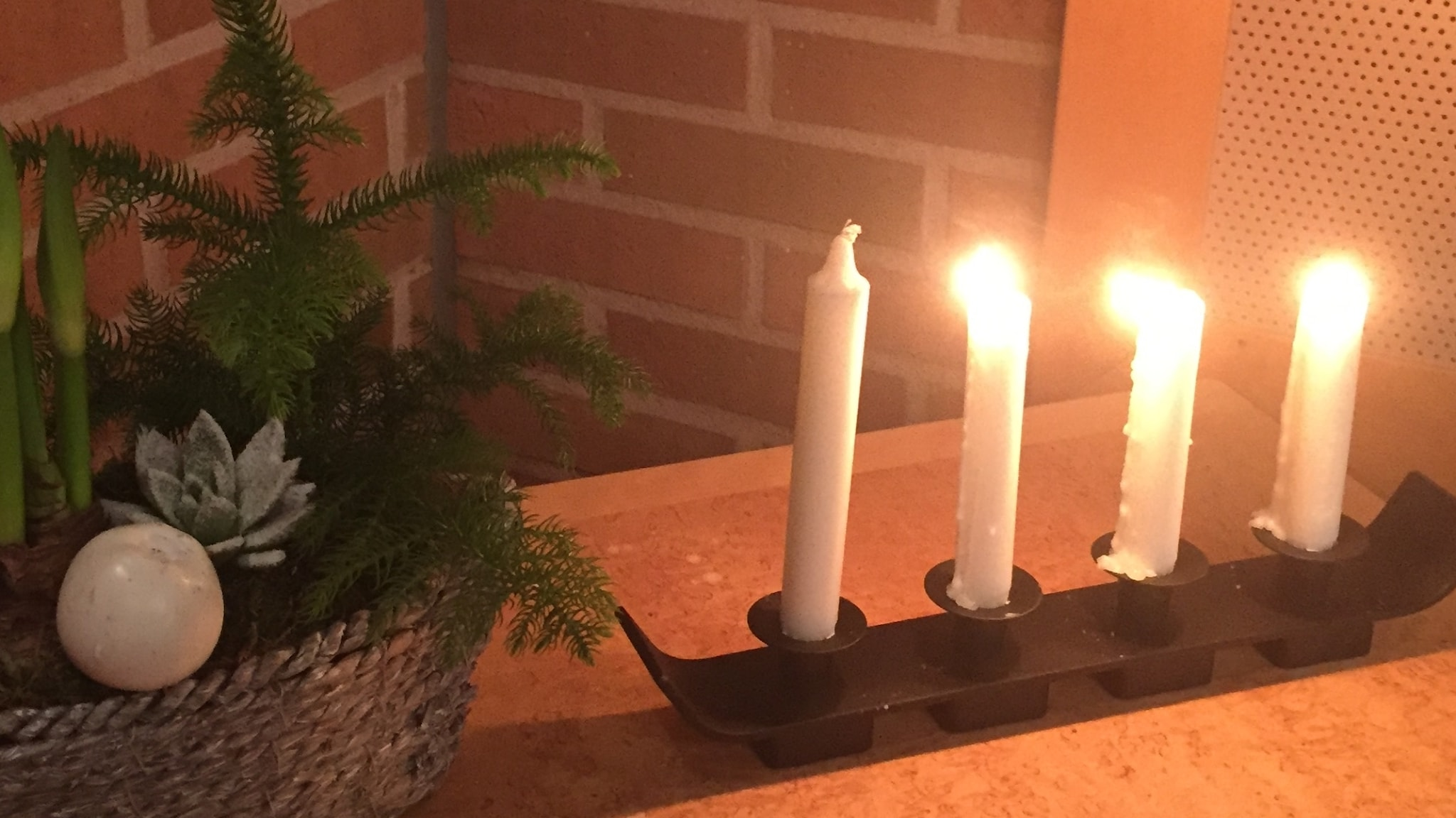 Tredje advent.