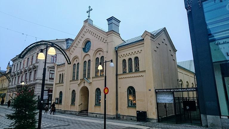 Betelkyrkan Örebro