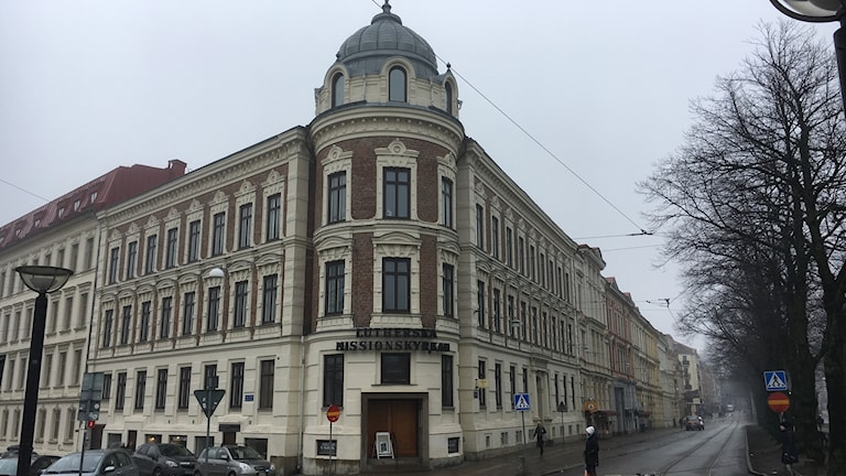 Lutherska Missionskyrkan i Göteborg.