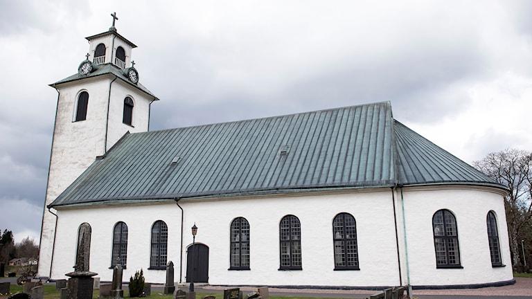 Södra Hestra kyrka.