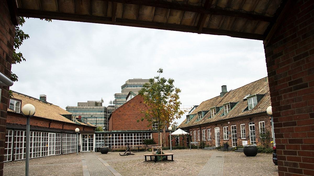St Nicolai kapell, Malmö.