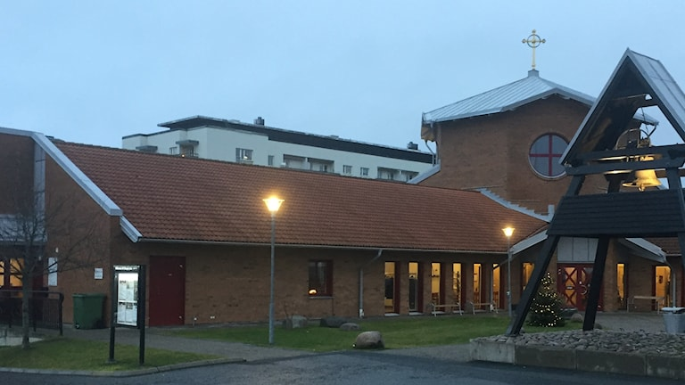 Ekhagskyrkan.