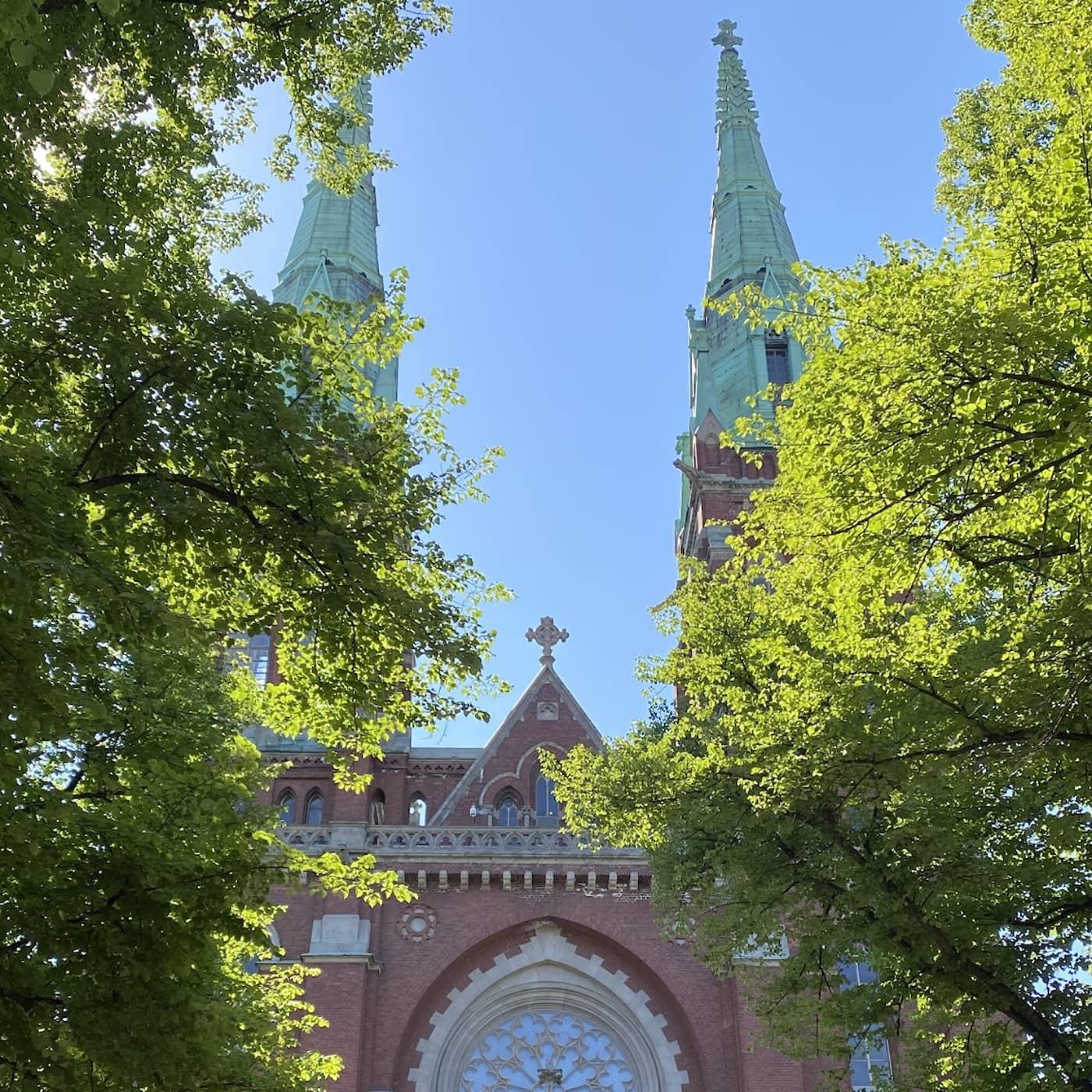 Festmässa från nordiskt kyrkomusiksymposium