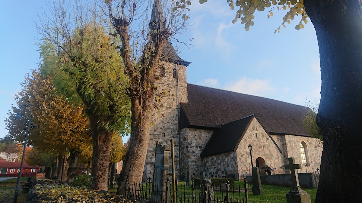 Botkyrka kyrka.