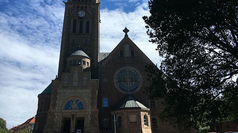 Vasakyrkan i Göteborg.