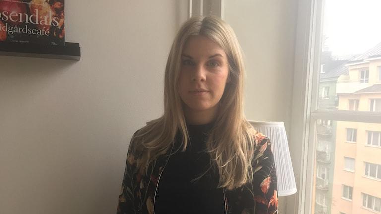 Emma Blomdahl.