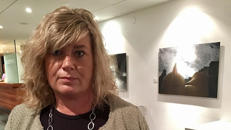 Ann Larsson Områdeschef Försäkringskassan Sjuhärad,