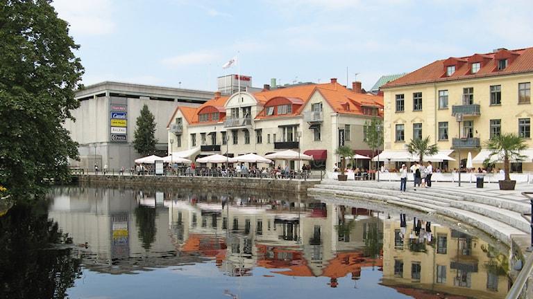 Sandwalls plats, Borås Foto: Pär Sandin