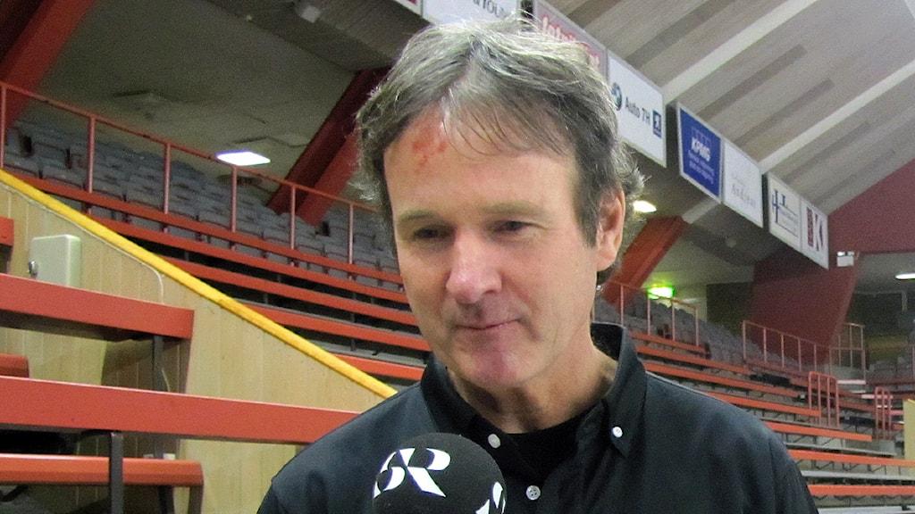 Coachen Pat Ryan. Foto: Caroline Wickberg.