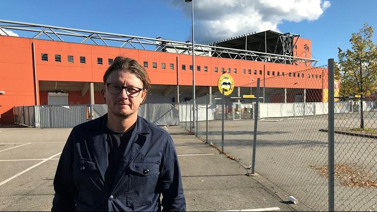 Stefan Andreasson, klubbchef i Elfsborg
