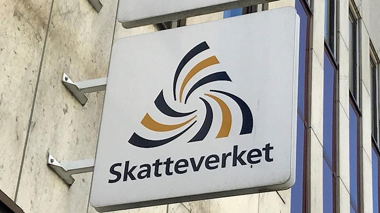 Skatteverkets logotype